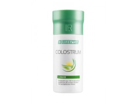 Colostrum lichid