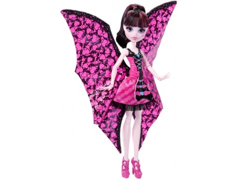 Papusa Monster High Draculaura Vampir - Liliac