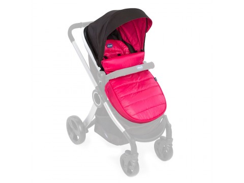 Color Pack Carucior Chicco Urban Winter Edition, Winter Sunset