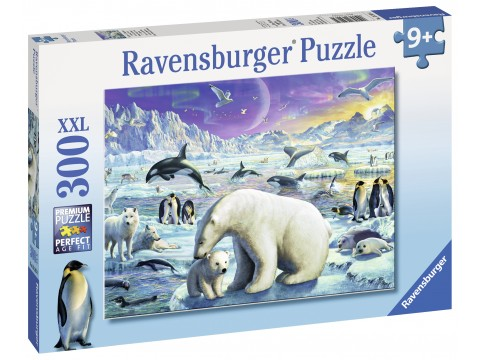 Puzzle Animale Polare, 300 Piese