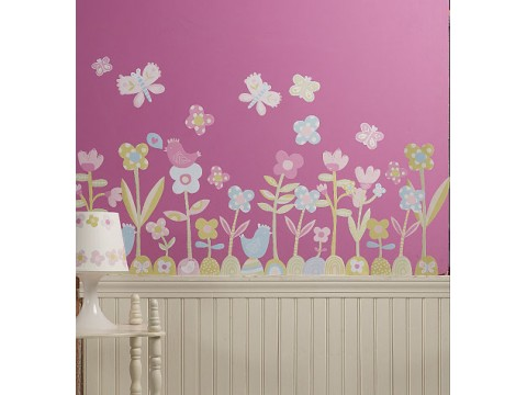 Sticker Decorativ Baby Daisy