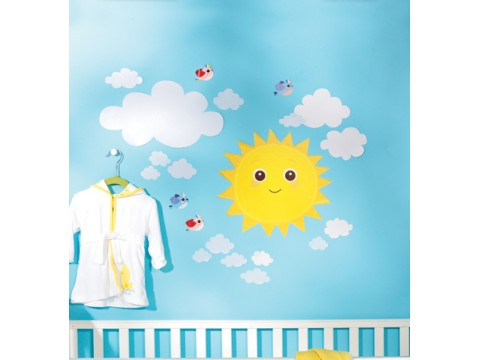 Sticker Decorativ Baby Sunshine