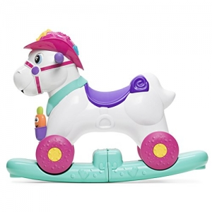 Jucarie Chicco 3 in 1 Miss Baby Rodeo, 1-3ani